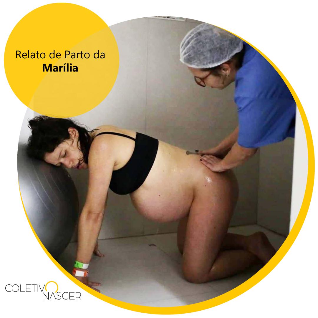 Relato de Parto Marília
