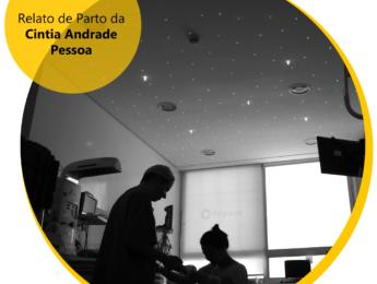 Relato de Parto Cintia Andrade Pessoa