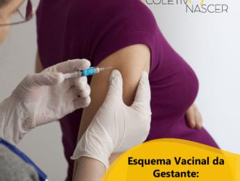 Esquema Vacinal da Gestante