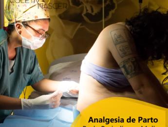 A Analgesia de Parto Pode Prejudicar a Mãe ou o Bebê?