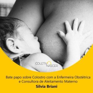 Bate-papo sobre Colostro com Silvia Briani
