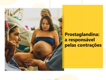 Prostaglandina: A responsável pelas contrações
