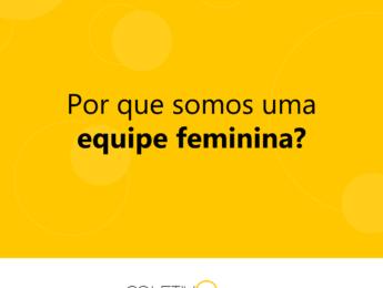 Uma Equipe Feminina